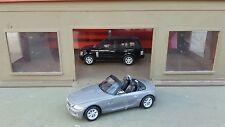 1/43 1:43 Diecast BMW Z4 Roadster Grey NEW