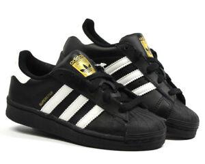 adidas SUPERSTAR C Sneaker Schuhe Freizeitschuhe 28,5 - 30 - 33,5 - 35 NEU