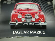 1:18 motor icons jaguar Mark 2 rojo/red en OVP