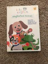 Baby Einstein: Neighborhood Animals (DVD, 2002)