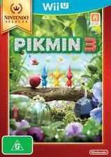 Nintendo Selects Pikmin 3 Wii U WiiU Game NEW