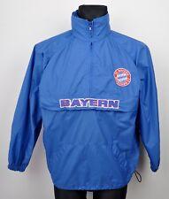 FC BAYERN MUNICH Kids XL Boys Jumper Tracksuit Jacket Sweatshirt Nutmeg Vintage