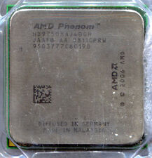 AMD Phenom X4 9750 socket AM2+ CPU HD9750XAJ4BGH 2.4 GHz quad core 125W