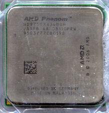 AMD Phenom X4 9750 socket AM2+ CPU HD9750XAJ4BGH 2.4 GHz quad core 125W