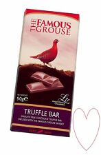 Whisky Truffle Bar Chocolate The Famours Grouse Gift Stocking Filler