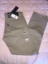 NWT Mens LEVIS 511 Slim Pants Jeans Khaki Tan 32 x 30 MSRP $68 New!