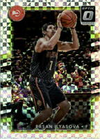 2017-18 Donruss Optic Checkerboard #5 Ersan Ilyasova - NM-MT