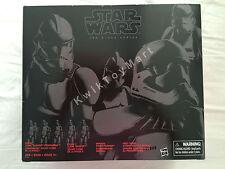 """Star Wars Force Awakens Black Series 6"""" Stormtrooper 4-Pack Exclusive"""