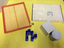 ORIG OPEL ASTRA H 2,0 Turbo Servicio Kit Inspección SET FILTRO Z20LEL z20ler OPC
