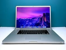 Apple MacBook Pro 17 inch / Quad Core i7 / 16GB / 1TB SSHD / 3 Year Warranty!