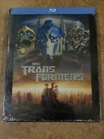 Sealed Transformers 1 Limited Edition OOP/ Out Of Print Steel Book Bluray.
