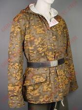WWII German Autumn Oak A Camo Winter Reversible Parka XL