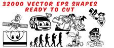 32000 Eps Vector Images,Clipart,Icons,Cutter,Signs & Vinyl Plotter Vectors