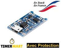TP4056 Module chargeur de batterie Lithium avec Protection Arduino TimerMart
