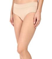 Jockey Women's Line Free Look Hipster Beige Underwear 8213 Size 5