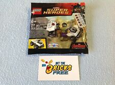 Lego Super Heroes Polybag 5003084 The Hulk New/Sealed/Retired/Hard to Find