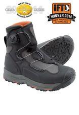 Simms G4 Boa Boot Vibram Black Size 7 -closeout
