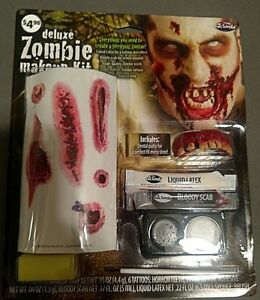 Halloween Makeup Kits - Several to choose from