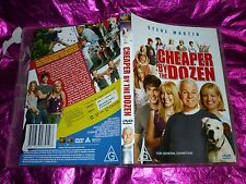 CHEAPER BY THE DOZEN : (DVD, G)