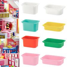 white 38x25x15 cm 403.160.69 *Brand IKEA *New* SOCKERBIT  Storage box with lid