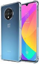 Cover für OnePlus 7T 2019 Transparent TPU Slim Schutz Hülle Tasche One Plus
