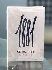 Cerruti 1881 Sport EDT Men 3.4oz/100ml NEW SEALED
