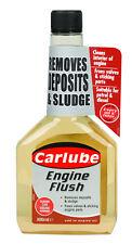 2 x Carlube Engine Flush 300ml QPF300 Oil, Diesel and Petrol