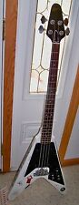 Vintage 1981 Gibson Flying V Bass Nice Player!!!
