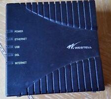 Westell DSL Router Model  B90-610030-06  Rev. C (Pre-Owned)