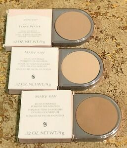 MARY KAY DUAL COVERAGE POWDER FOUNDATION Choose Your Shade NEW