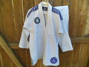BJJ Jiu-Jitsu Gi, Gracie Academy, A2