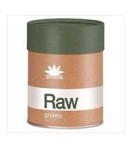 1 x 120g AMAZONIA - RAW Greens With Organic Veggies, Grasses & Herbs ( powder )