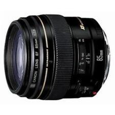 Canon EF Auto & Manual Telephoto SLR Camera Lenses
