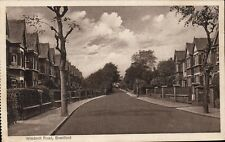 Brentford. Windmill Road.