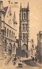 BG26604 gent gand ingang van hel belfort belgium