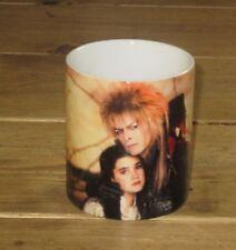 David Bowie Labyrinth Jareth and Sarah MUG