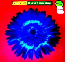 "12"" - OPUS III - IT´S A FINE DAY (TECHNO HOUSE ORIGINAL 1992) ESCÚCHALO - LISTEN"