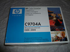 NEW IN BOX HP HEWLETT PACKARD IMAGING DRUM C9704A COLOR LASERJET121A 1500 2500 >