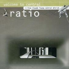 RATIO / Welcome to central (2xCD)  NEW