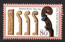 Germany - 1993 Violin constructor Mathias Klotz Mi. 1688 MNH