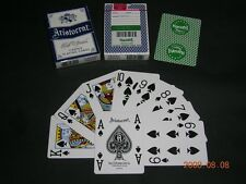 1 deck OHIO MADE HARRAHS STAR CASINO RESORT GREEN Playing Card-S102160-8