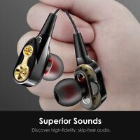Wireless New Sweatproof Headphones Sport Earphones Stereo Headset With Mic