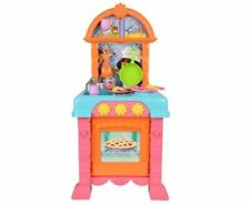 Fisher Price Dora Kitchen Cook With Me Cooking Play set 2+ Years Accessories (F)