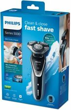 Philips S5530/06 Wet Dry Electric Shaver blade hair battery travel lock SEALED
