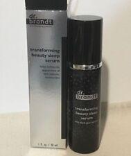 Dr. Brandt Transforming Beauty Sleep Serum. 1 fl. oz. / 30 ml. New.