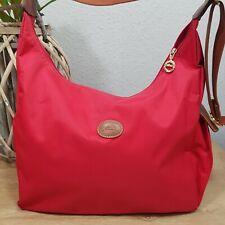 Longchamp Hobo Bag Wickeltasche crossbody pink original