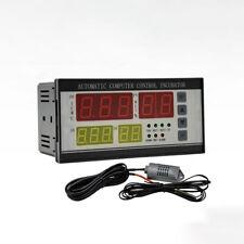 Digital Egg Incubator Automatic Eggs Hatcher Temperature Humidity Controller