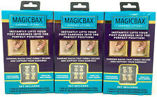 (6) pairs Magicbax Earring Lifters NIP Sterling Silver & 18K Gold Plated