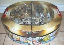 Star Wars 2008 Galactic Heroes Cantina Band & Cantina Encounter Walmart Ex CAN
