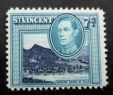 ST.VINCENT #162 MINT NH** 1949 ISSUE KEY VALUE S.G.#170  BATHING BEACH AT VILLA